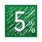 5%ポイントアイコン