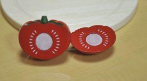 切れるお野菜比較、トマト