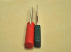切れるお野菜比較、ナイフ比較