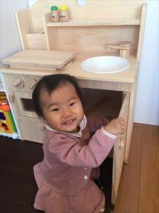 おままごとキッチン使用例(たなか様2017-1)