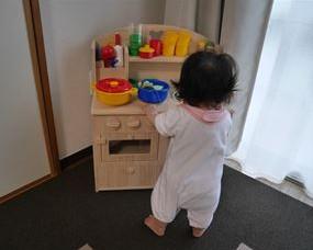 おままごとキッチン使用例(やまもと様)