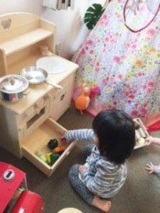 おままごとキッチン使用例(くまかみ様3)