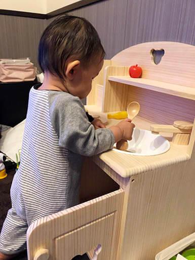 土井様とおままごとキッチンtk01